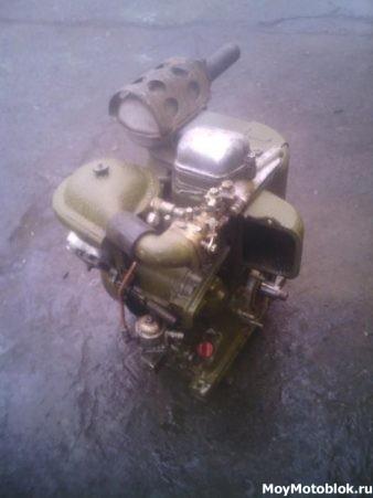 Двигатели УД (15, 25) на мотоблок
