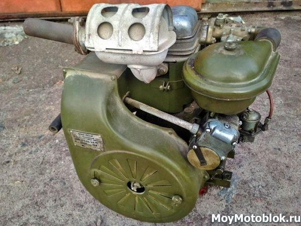 Двигатель УД-15 (УД15) для мотоблока