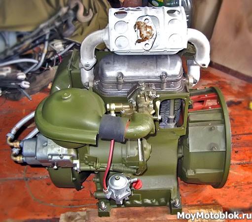 Двигатель УД-25 г (УД25г)