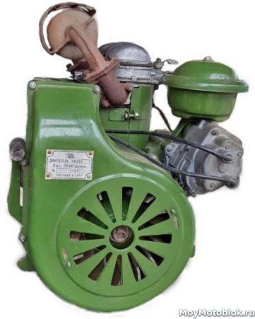 Двигатель УД-25 (УД25) для мотоблока