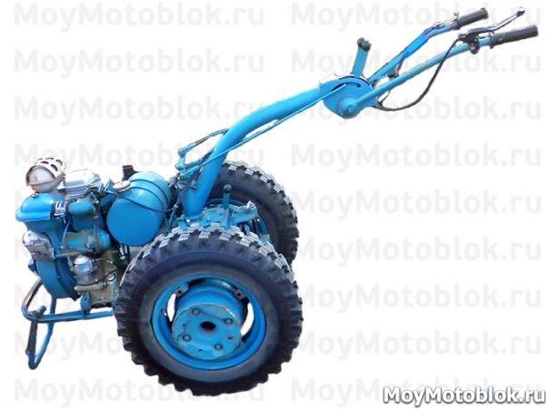 Мотоблок МТЗ 06 Беларус