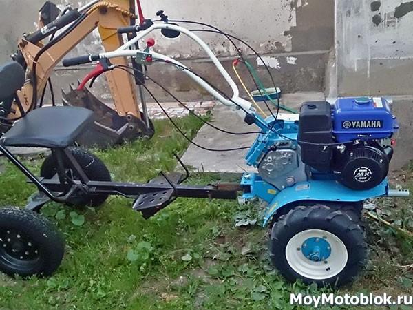 Нева МБ23 МультиАГРО Yamaha MX300 Pro
