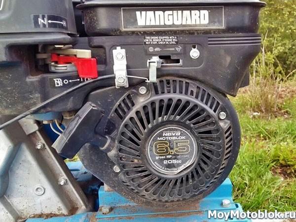 Мотоблок Нева МБ-2Б-6.5 Vanguard B&S