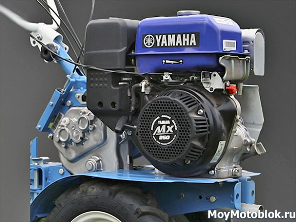 Мотоблок Нева МБ-3 Yamaha MX250 Pro