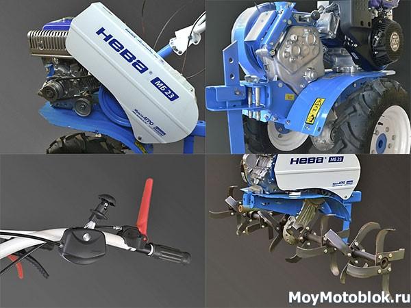 Нева МБ-23 МультиАГРО Yamaha MX300 Pro